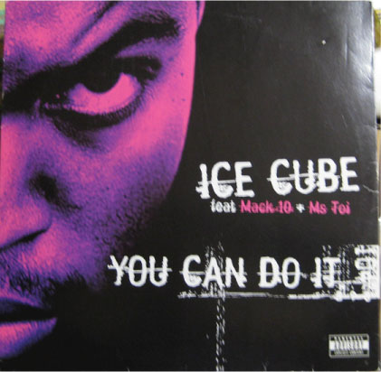 ice cube you can do it uk press only remix hiphop must 1000. Black Bedroom Furniture Sets. Home Design Ideas