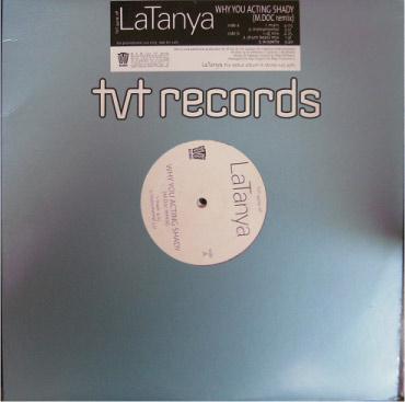 LaTanya - Why You Acting Shady (M.Doc Remix)