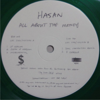 Hasan - All About The Money
