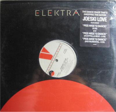 JoeSki Love - Pee Wees Dance