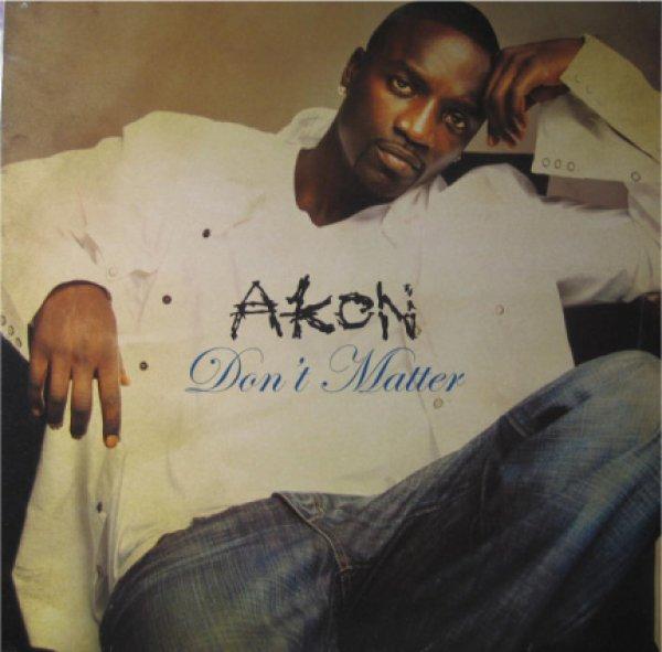 画像1: Akon / Don't Matter - EU Press - 「R&B Must 1000」 (1)