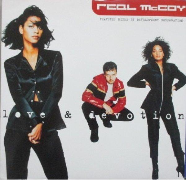 画像1: Real McCoy / Love & Devotion (1)