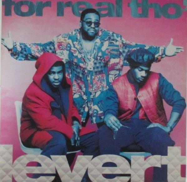 画像1: Levert / For Real Tho'  - LP -  (1)