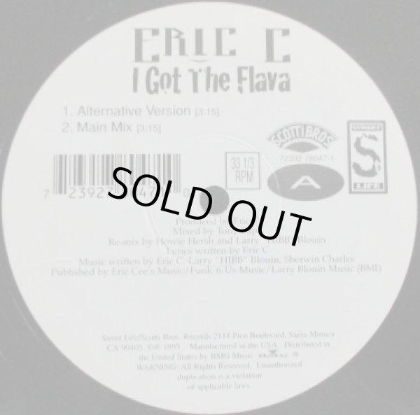 画像1: Eric C /  Got The Flava (1)