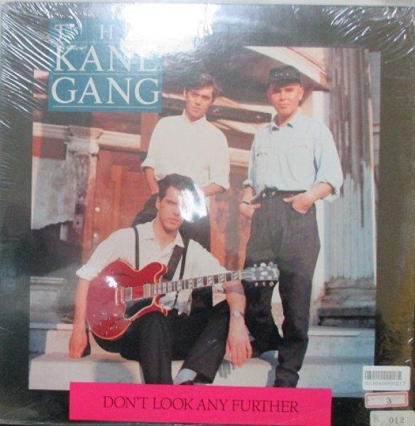 画像1: The Kane Gang / Don't Look Any Further - US Press - (1)