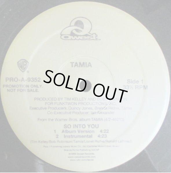 画像1: Tamia / Falling For You cw so into you - Promo Only - 「R&B Must 1000」 (1)