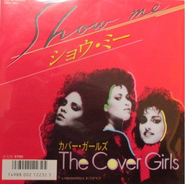 画像1: The Cover Girls / Show Me - 7 Inch - (1)