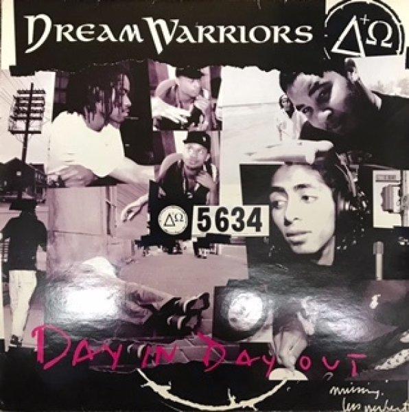 画像1: Dream Warriors / Day In Day Out  (1)