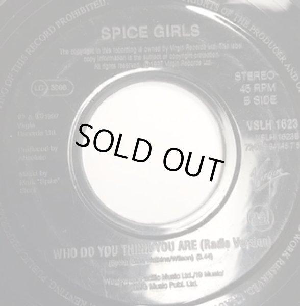 画像1: Spice Girls / Who Do you Think You Are cw Mama  - 7 Inch - (1)