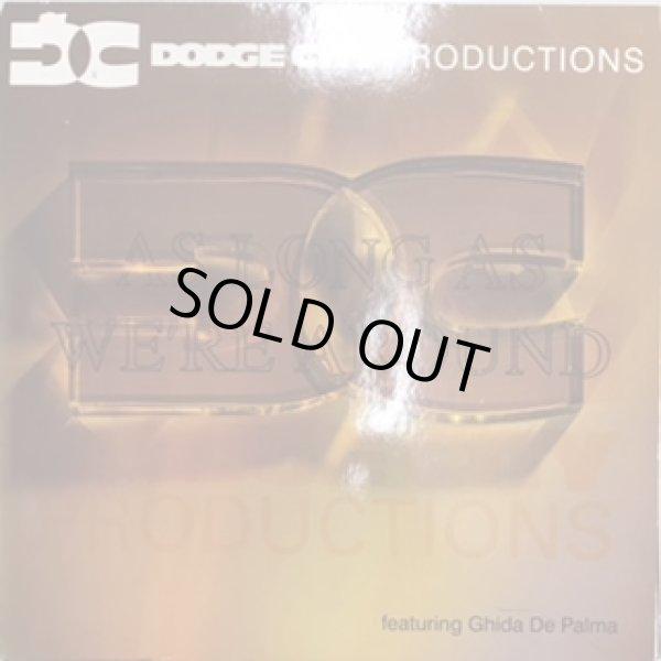 画像1: Doudge City Production / As Long As We're Around - 7 Inch - (1)