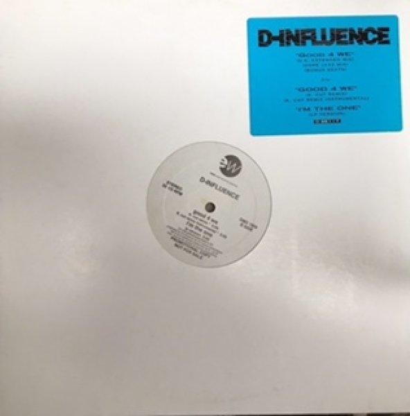 画像1: D - Influence / Good 4 We 「R&B Must 1000」 (1)