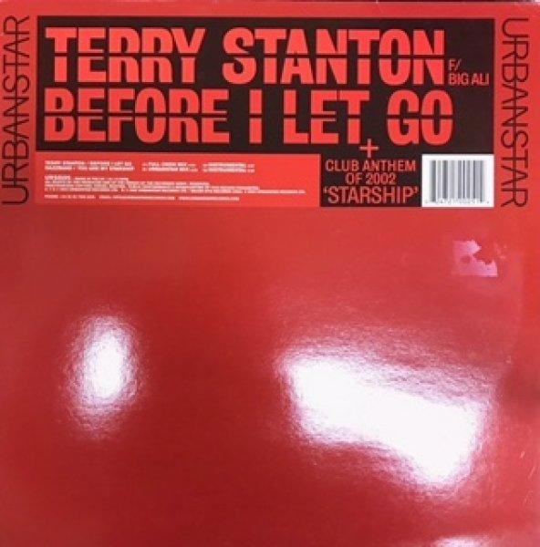 画像1: Terry Stanton / Before I Let Go - UK Only Nice Cover !! - (1)
