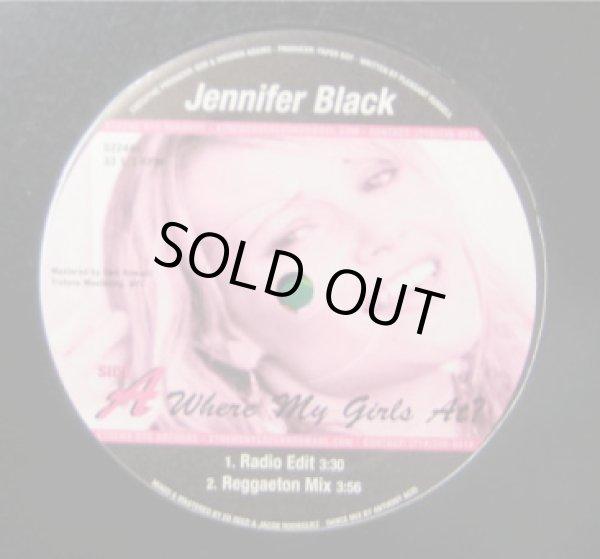 画像1: jennifer black & Gia Bella / Where My Girls At? - The Recommendable Item - (1)
