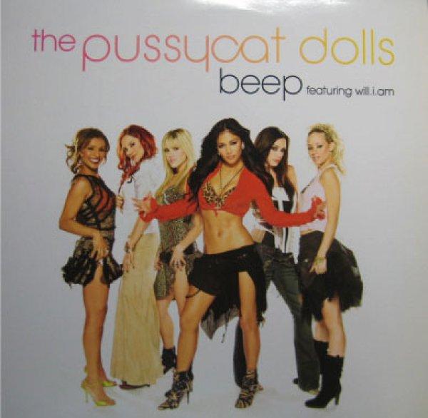 画像1: The Pussy Cat Dolls / Hot Stuff  CW  Beep - EU Press -  Nice Cover !!! (1)