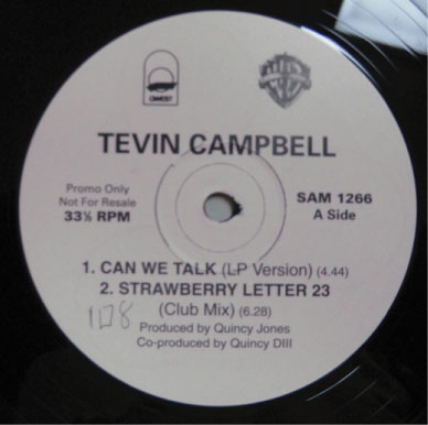 strawberry letter 23 tevin campbell tevin campbell can we talk cw strawberry letter 23 r amp b 14260