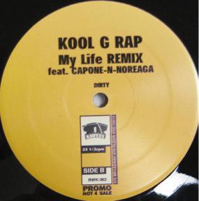 kool g rap ft capone n noreaga my life remix us promo only remix
